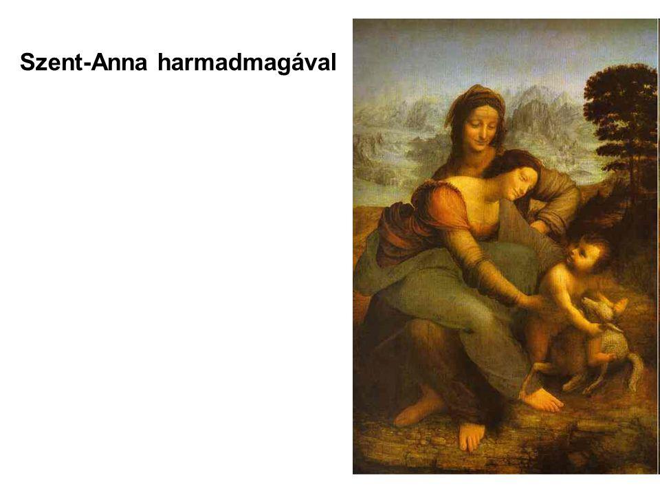 Szent-Anna harmadmagával