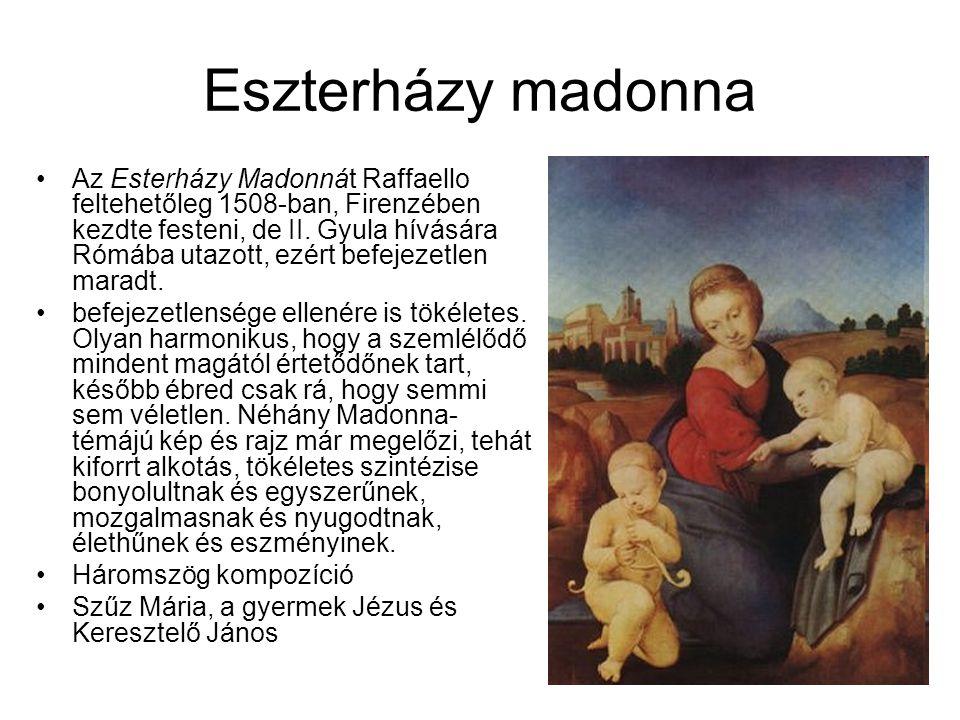 Eszterházy madonna