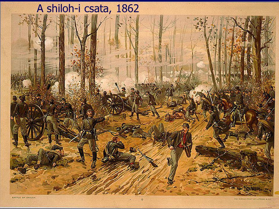 A shiloh-i csata, 1862