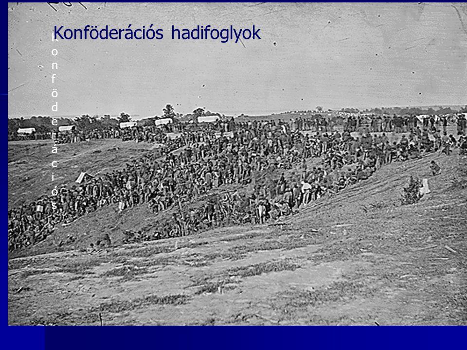 Konföderációs hadifoglyok