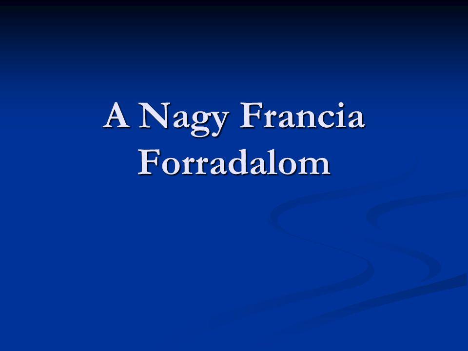 A Nagy Francia Forradalom