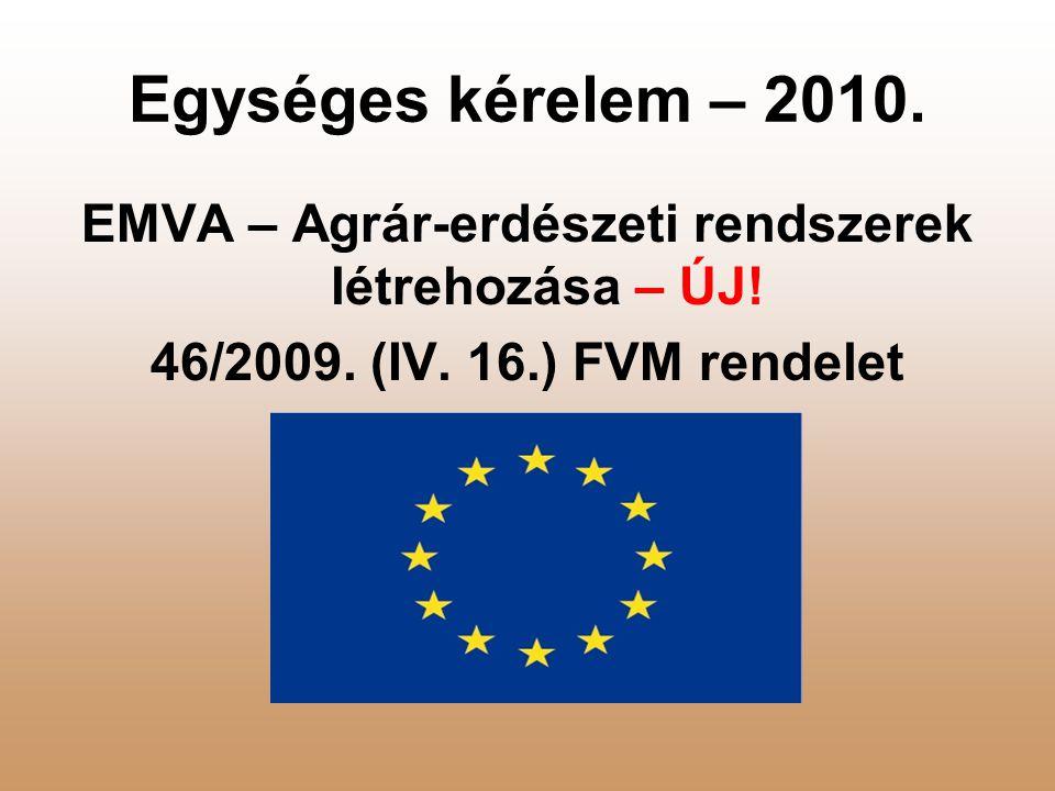 EMVA – Agrár-erdészeti rendszerek létrehozása – ÚJ!