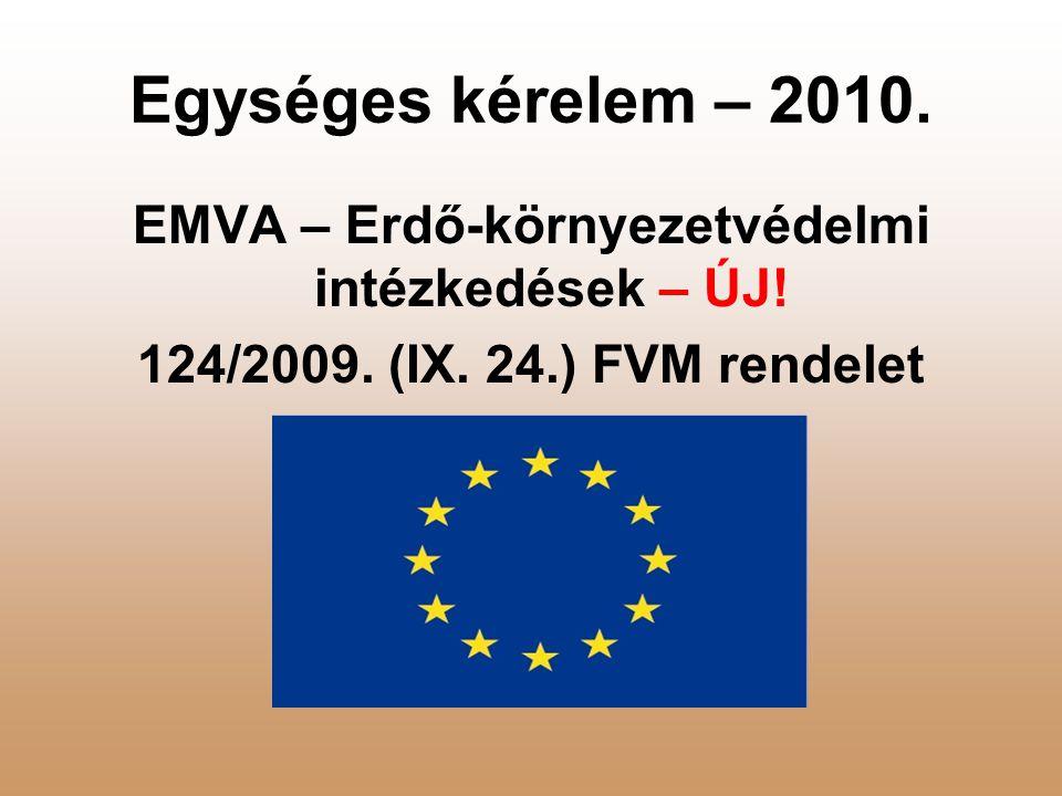 EMVA – Erdő-környezetvédelmi intézkedések – ÚJ!
