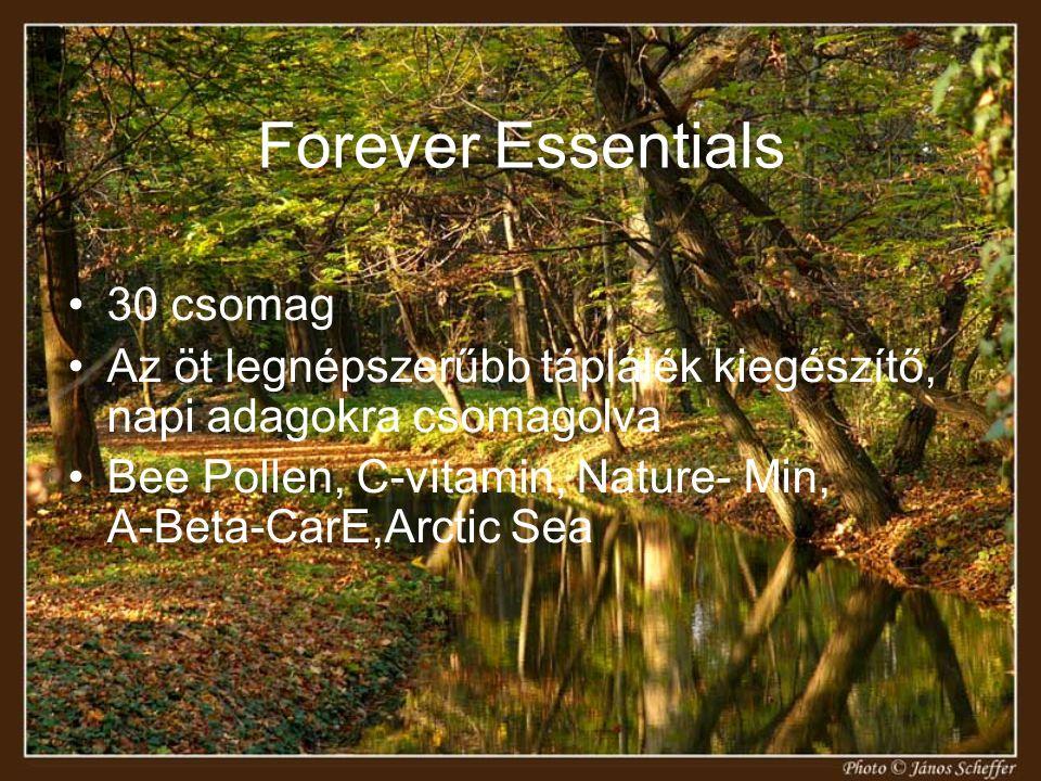 Forever Essentials 30 csomag