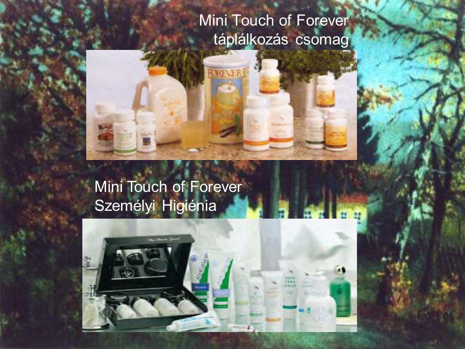 Mini Touch of Forever táplálkozás csomag