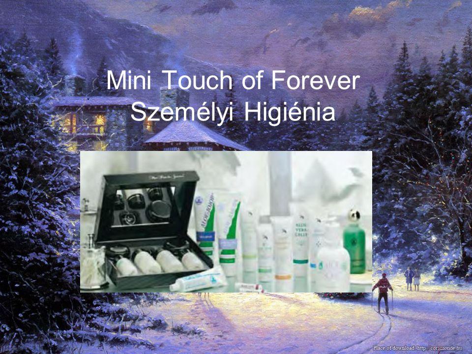 Mini Touch of Forever Személyi Higiénia