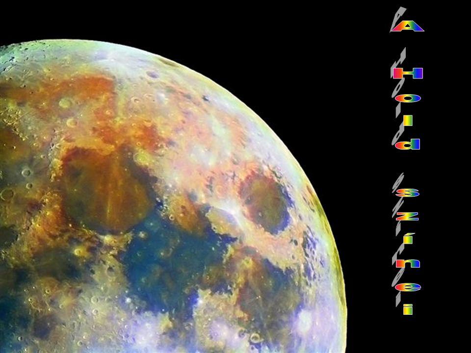 A Hold színei