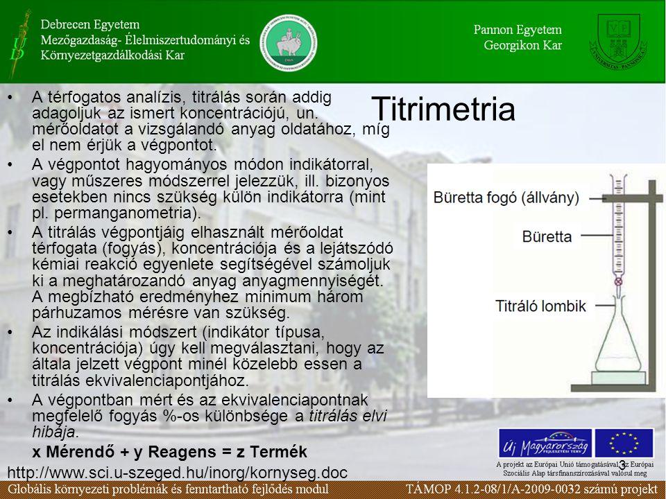 Titrimetria