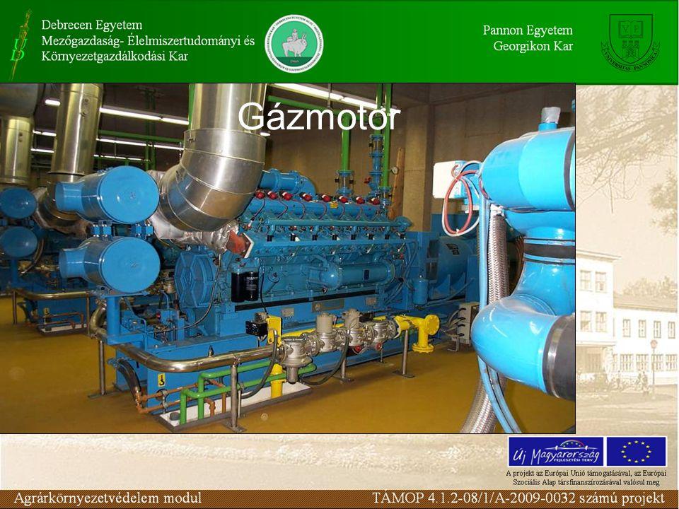 Gázmotor