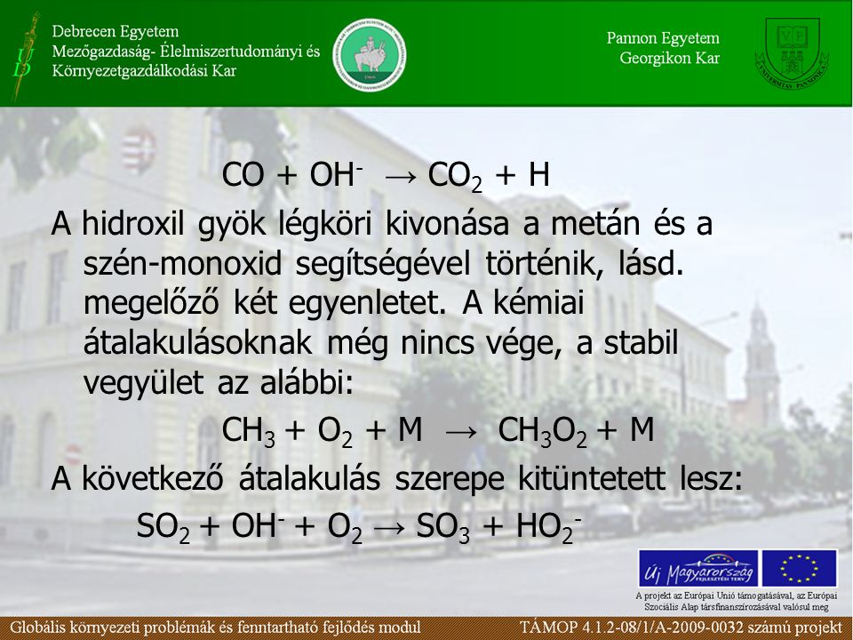 CO + OH- → CO2 + H