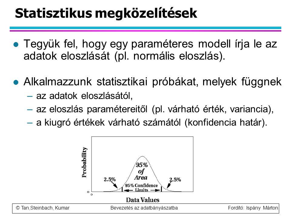 Statisztikus megközelítések