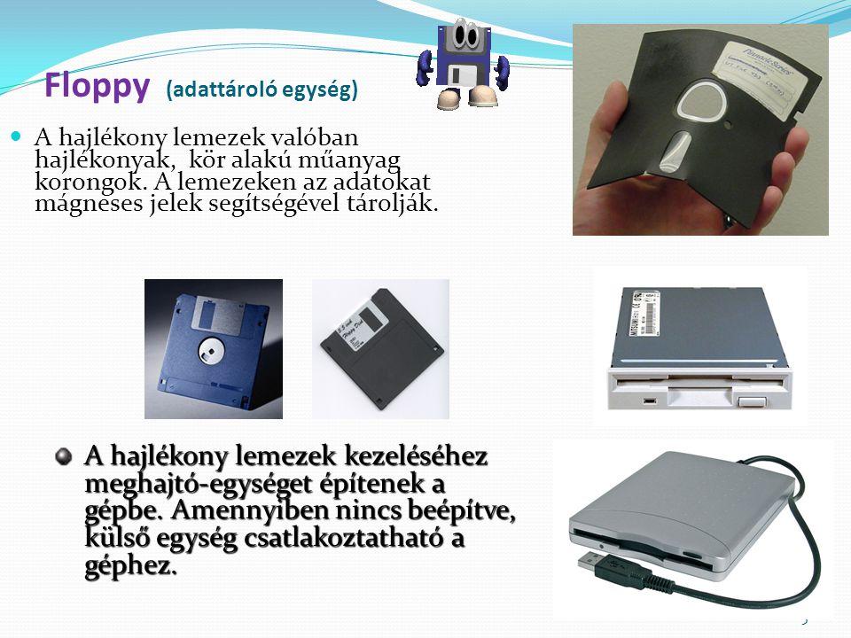 Floppy (adattároló egység)