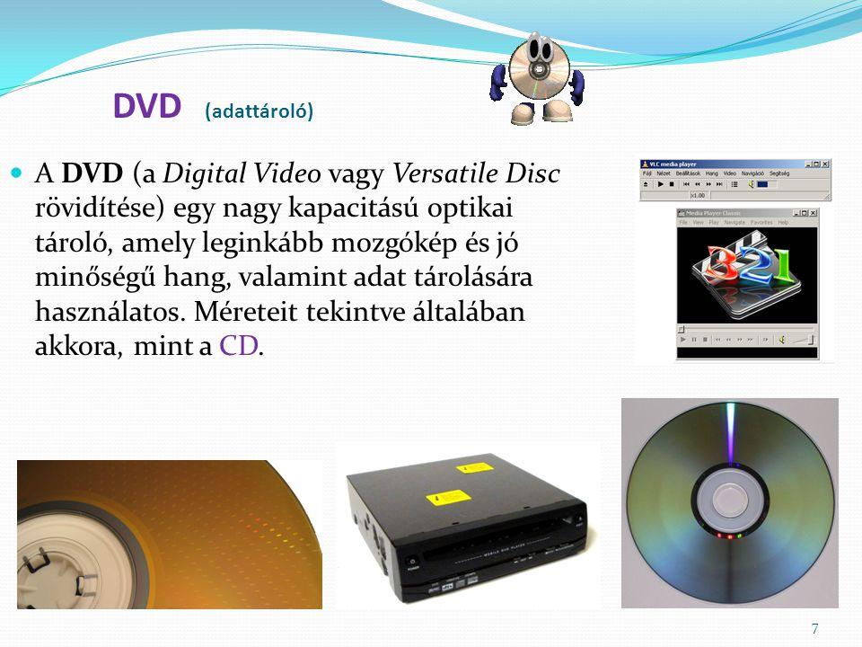 DVD (adattároló)