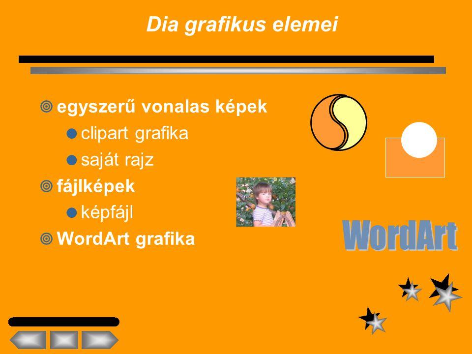 WordArt Dia grafikus elemei egyszerű vonalas képek clipart grafika