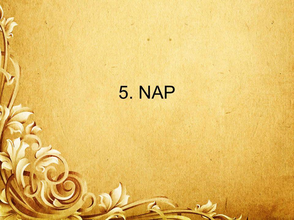 5. NAP