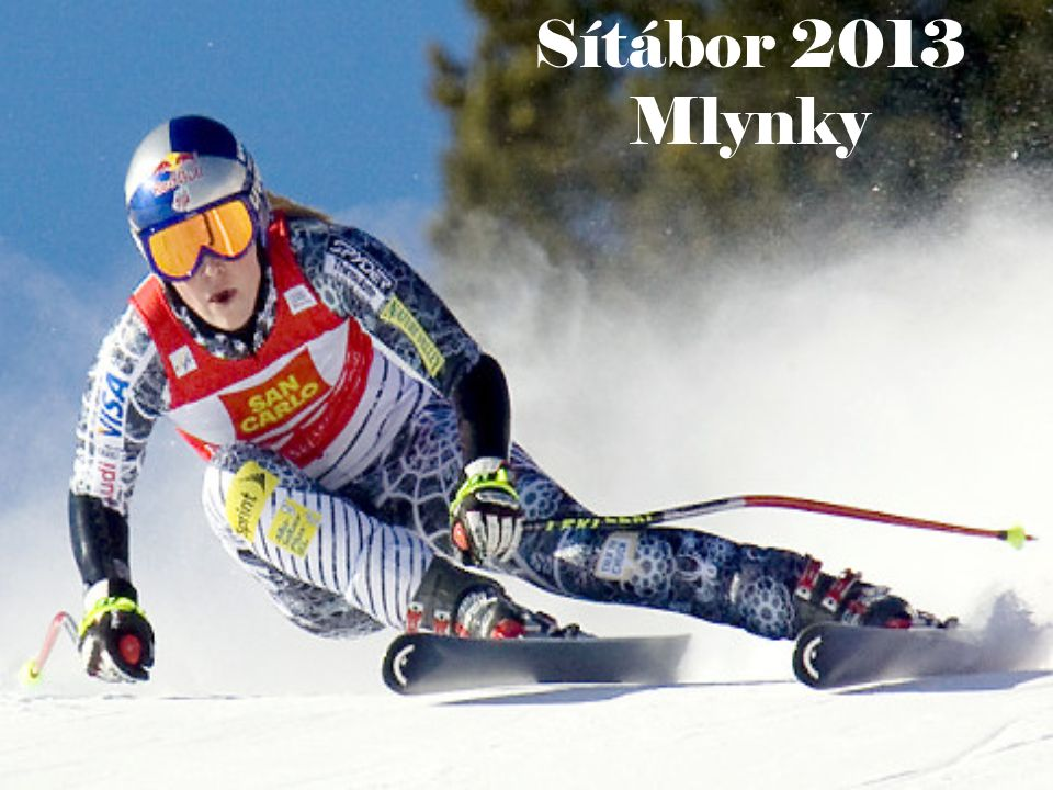 Sítábor 2013 Mlynky