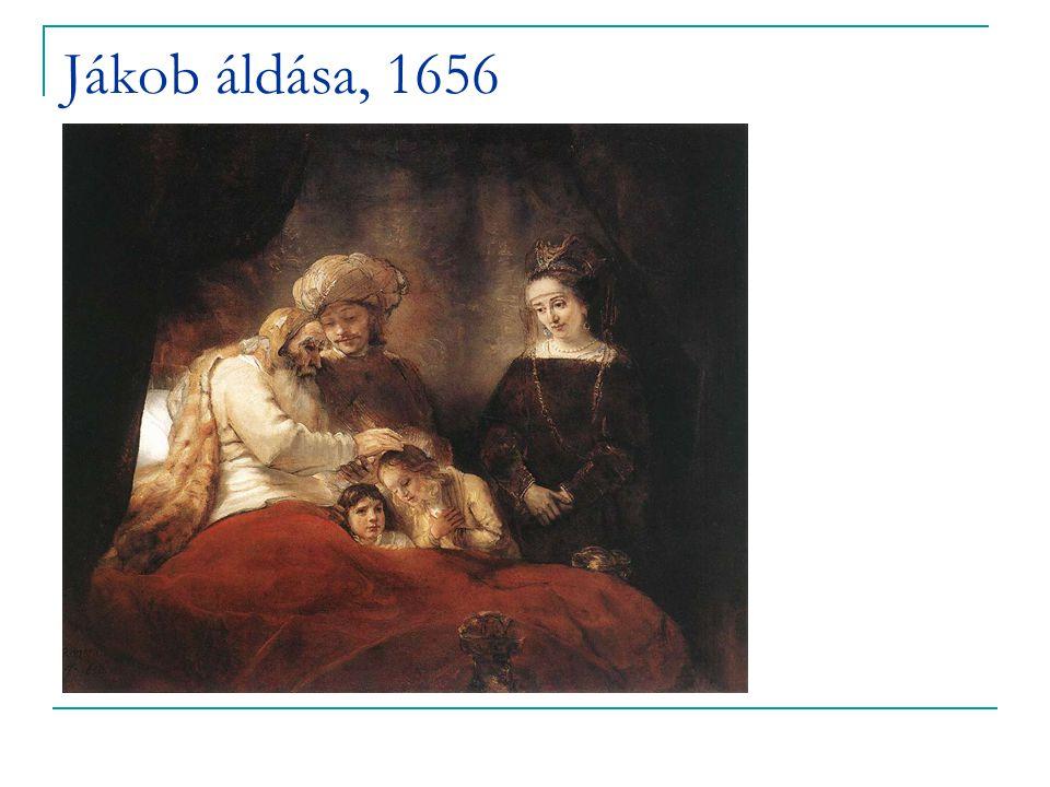 Jákob áldása, 1656
