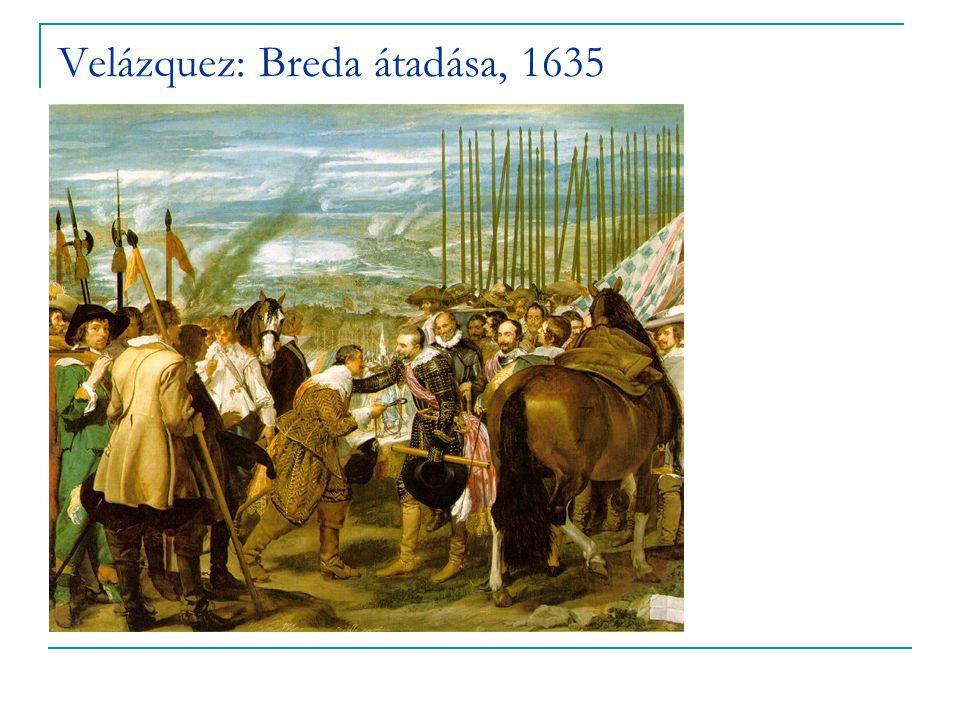 Velázquez: Breda átadása, 1635