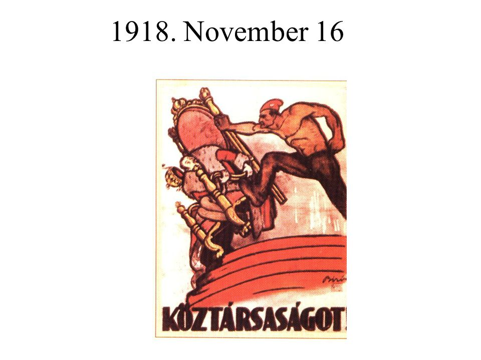 1918. November 16