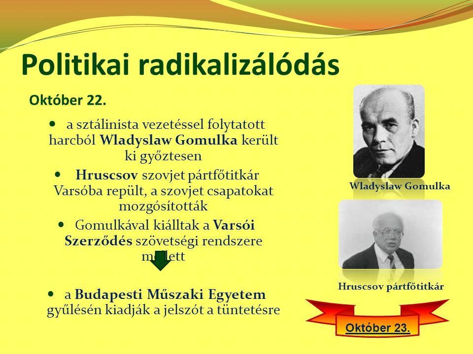 Politikai radikalizálódás
