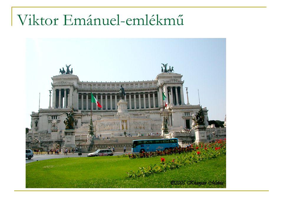 Viktor Emánuel-emlékmű