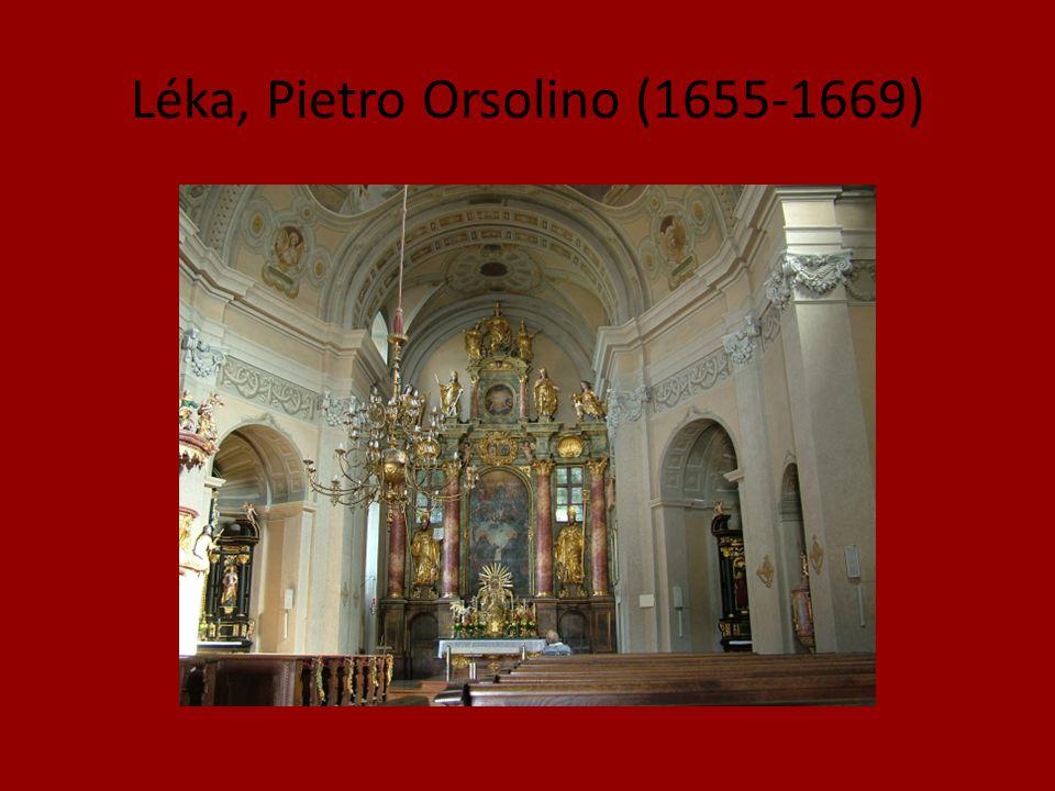 Léka, Pietro Orsolino (1655-1669)