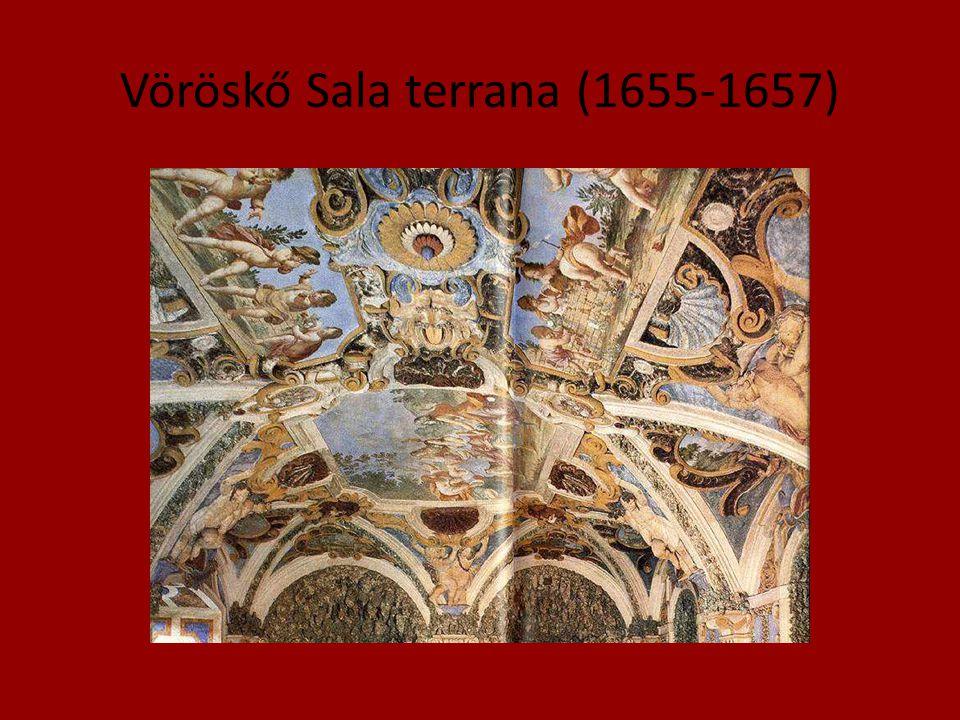 Vöröskő Sala terrana (1655-1657)