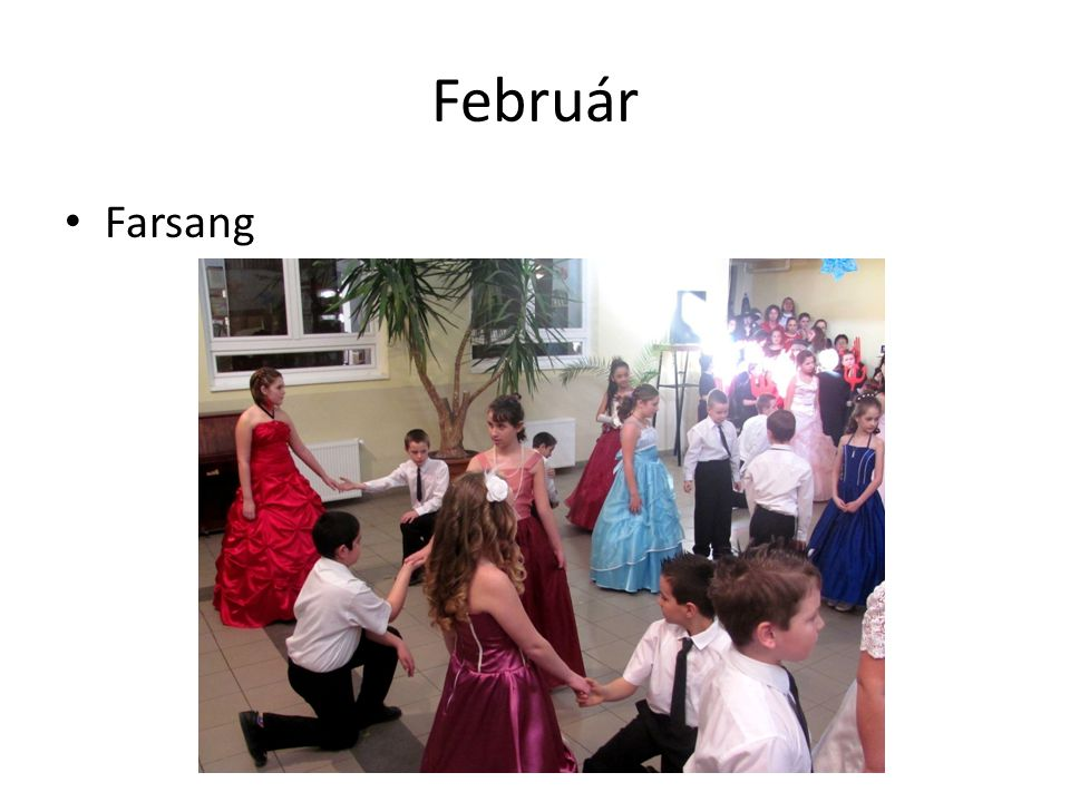 Február Farsang