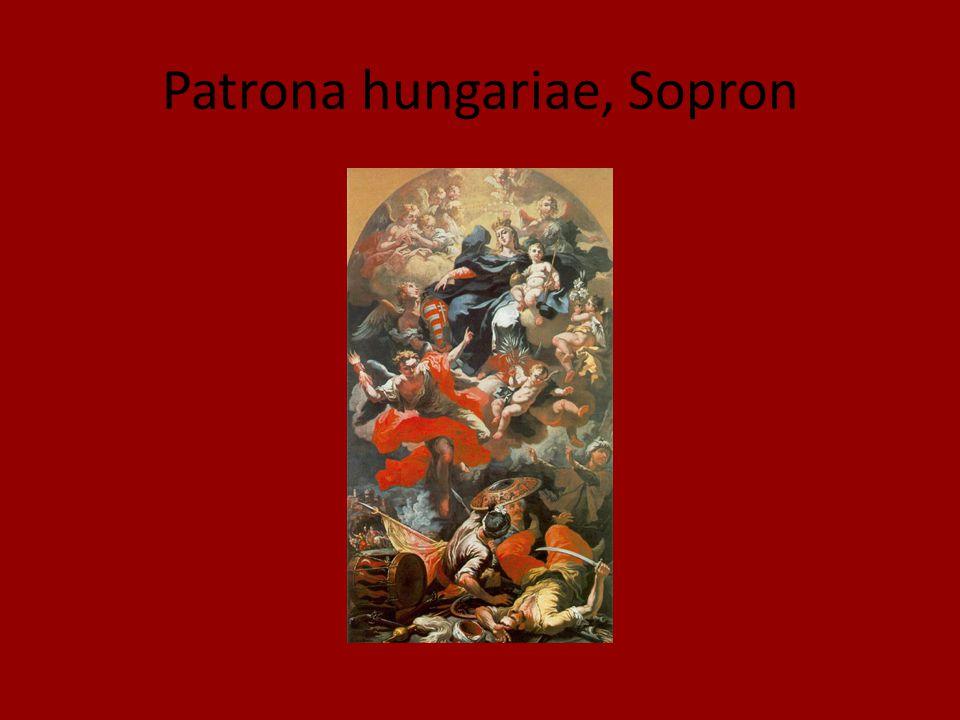 Patrona hungariae, Sopron