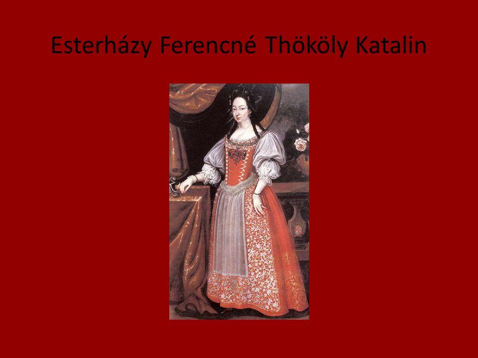 Esterházy Ferencné Thököly Katalin