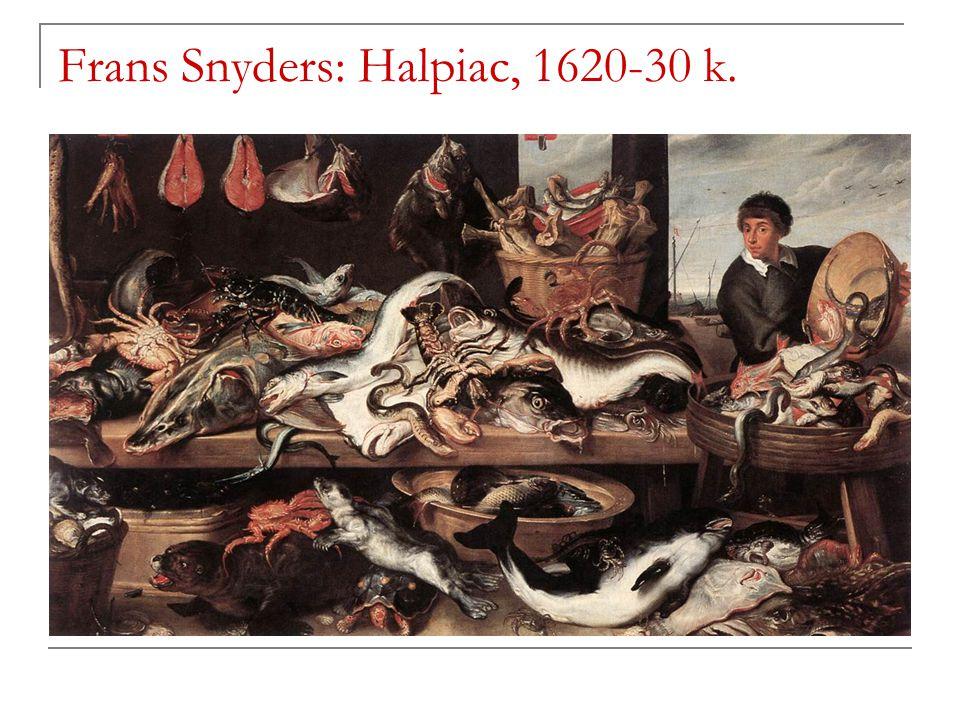 Frans Snyders: Halpiac, 1620-30 k.