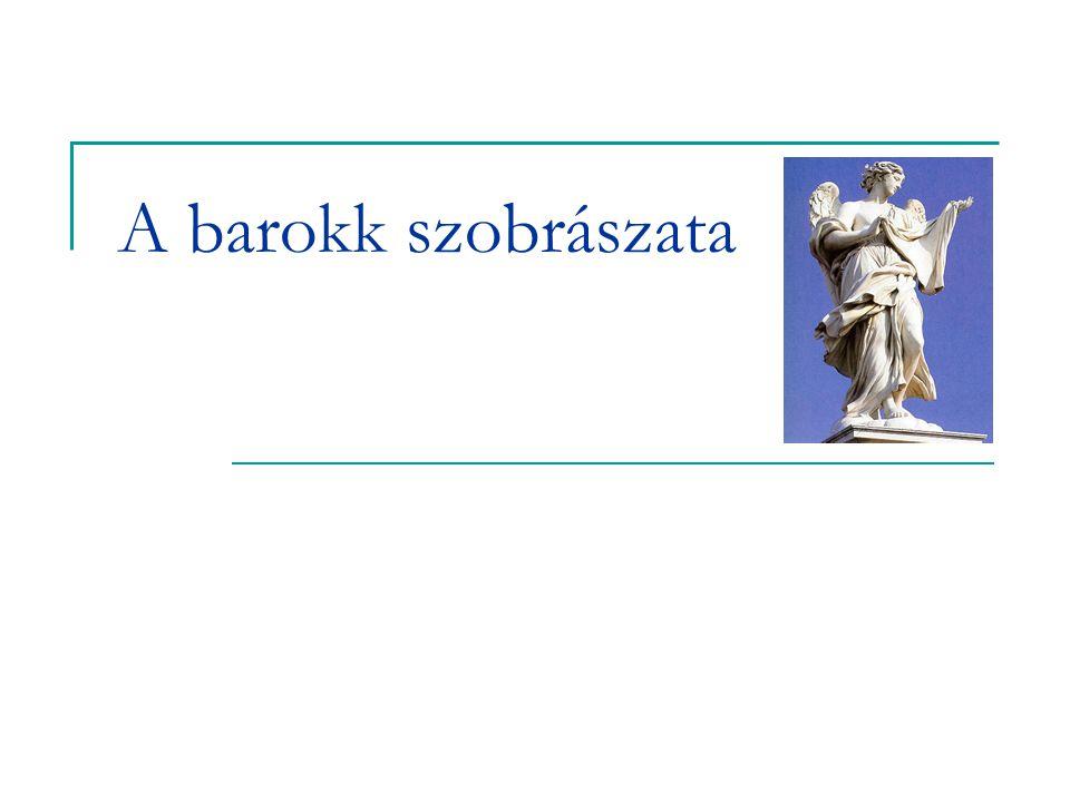 A barokk szobrászata