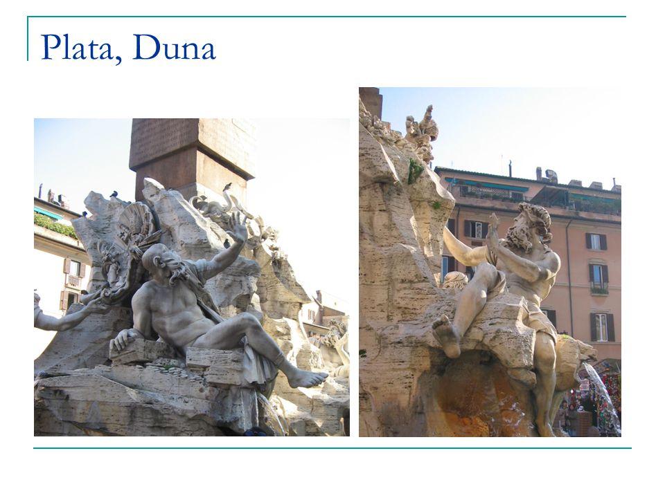 Plata, Duna