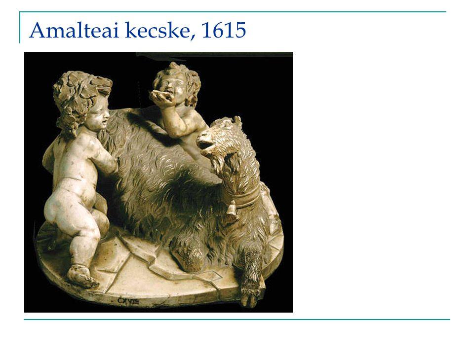 Amalteai kecske, 1615