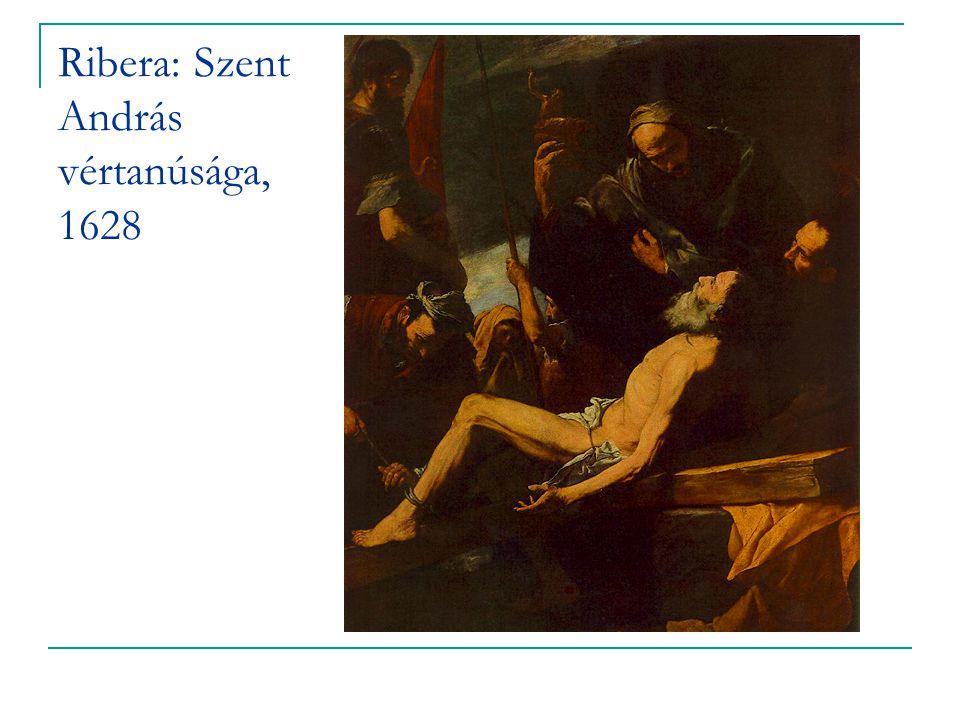 Ribera: Szent András vértanúsága, 1628