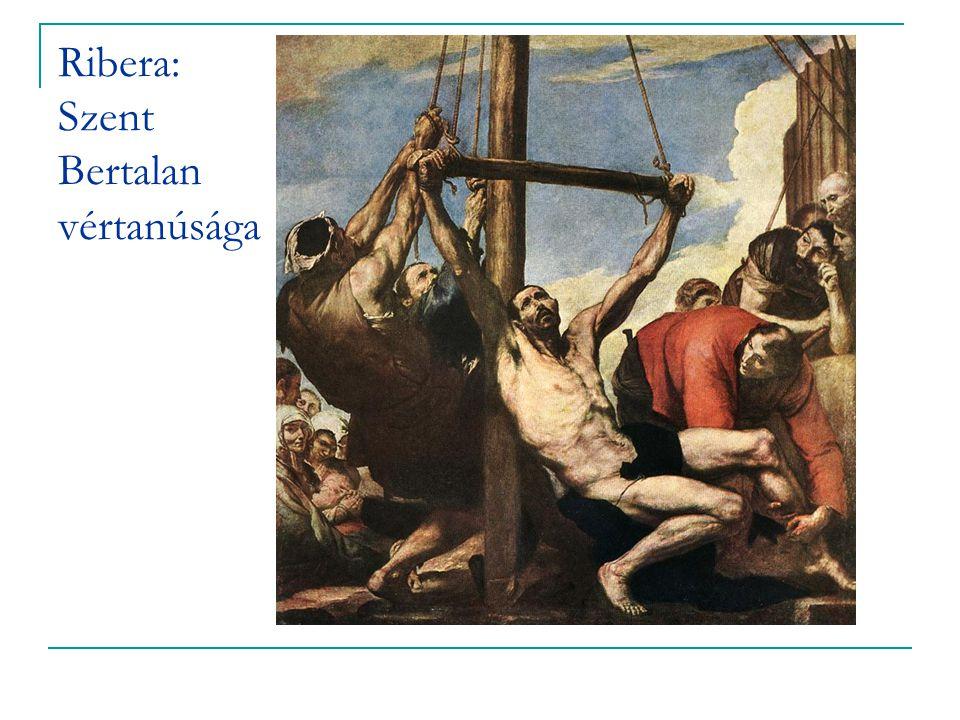 Ribera: Szent Bertalan vértanúsága