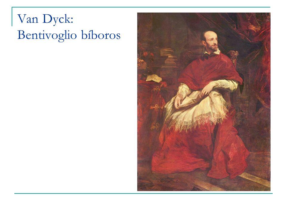 Van Dyck: Bentivoglio bíboros