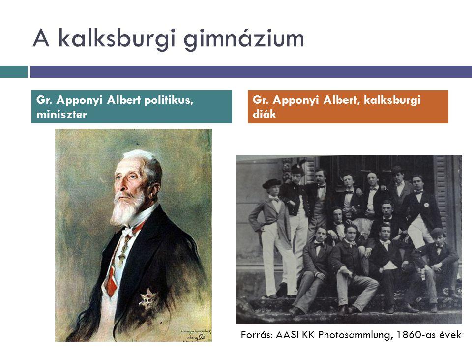 A kalksburgi gimnázium