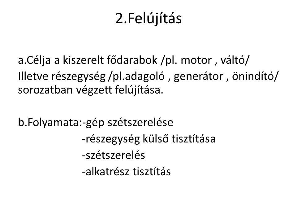 2.Felújítás