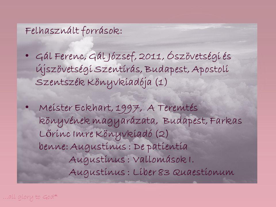 Yürki László, Felhasznált források: