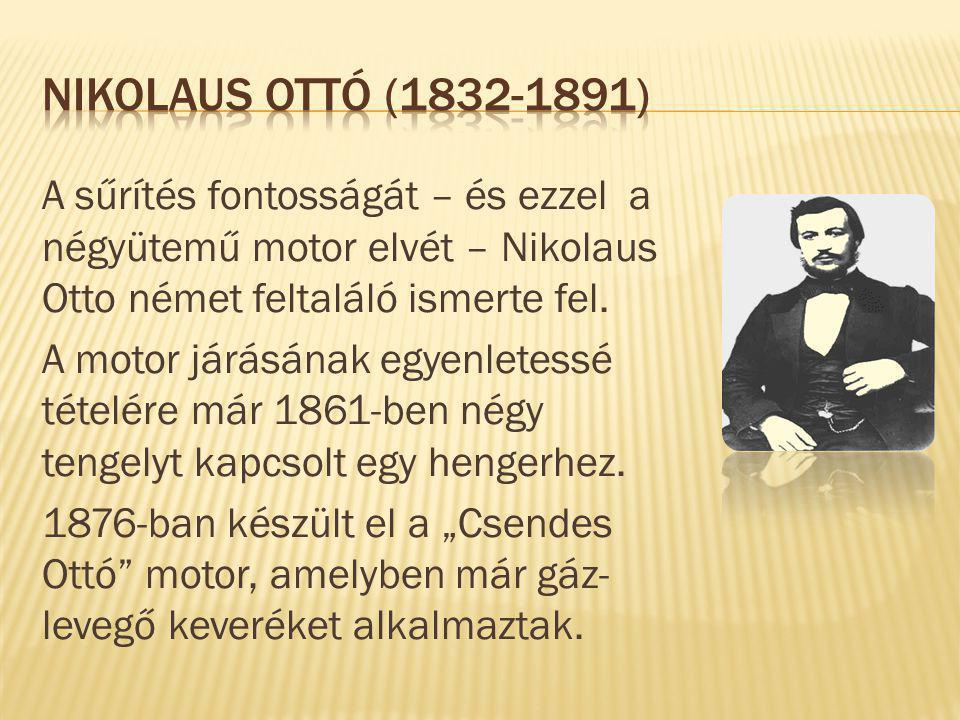 Nikolaus Ottó (1832-1891)