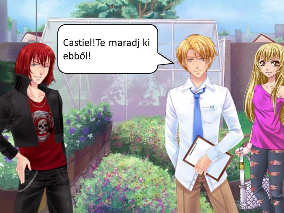 Castiel!Te maradj ki ebből!