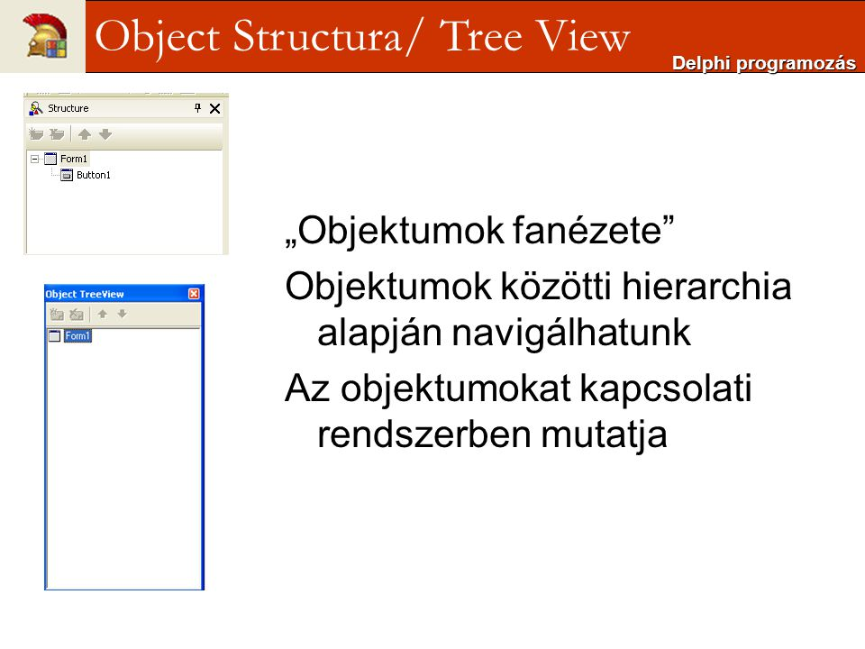 Object Structura/ Tree View