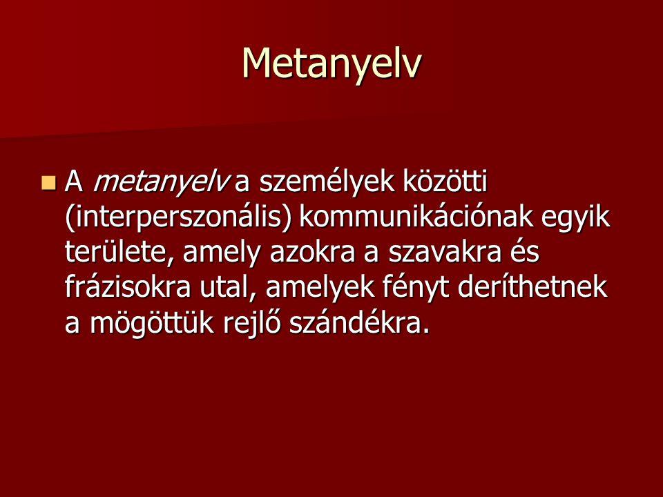 Metanyelv