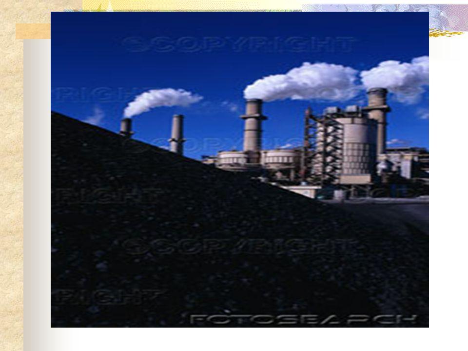 Légszennyezést okozó emberi tevékenységek
