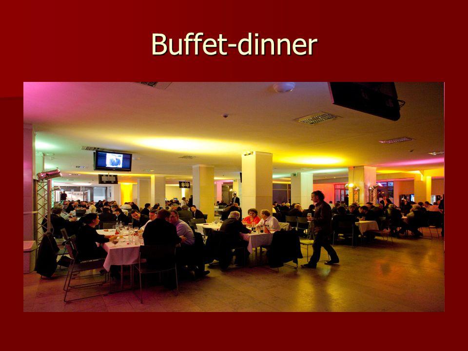 Buffet-dinner