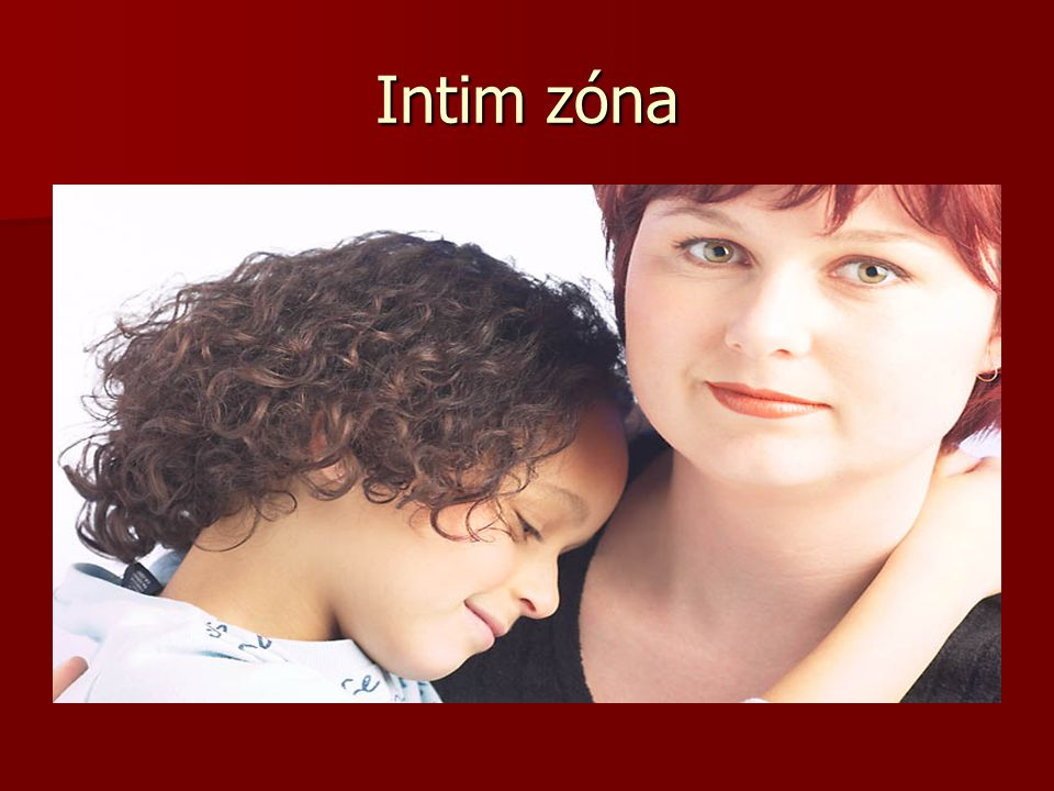 Intim zóna