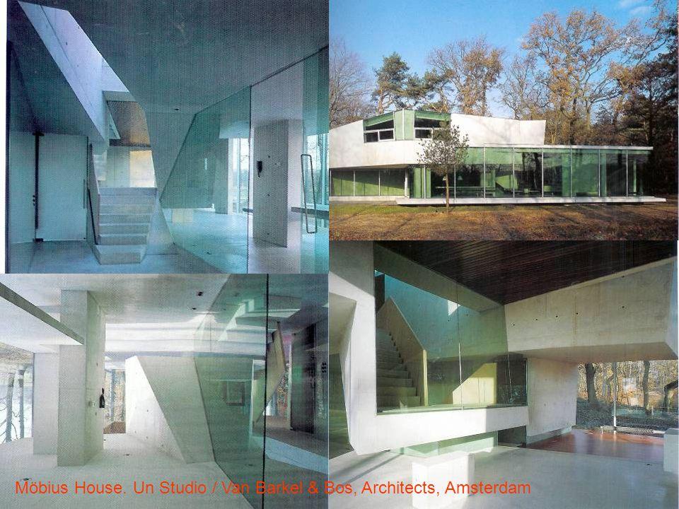 Möbius House. Un Studio / Van Barkel & Bos, Architects, Amsterdam