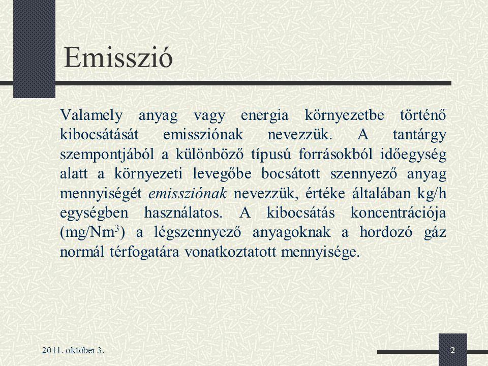 Emisszió