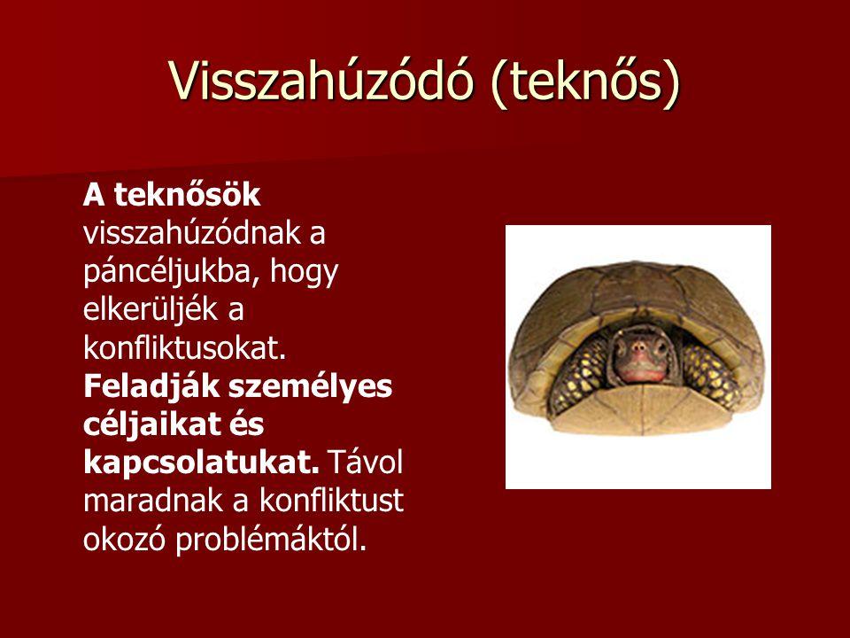 Visszahúzódó (teknős)